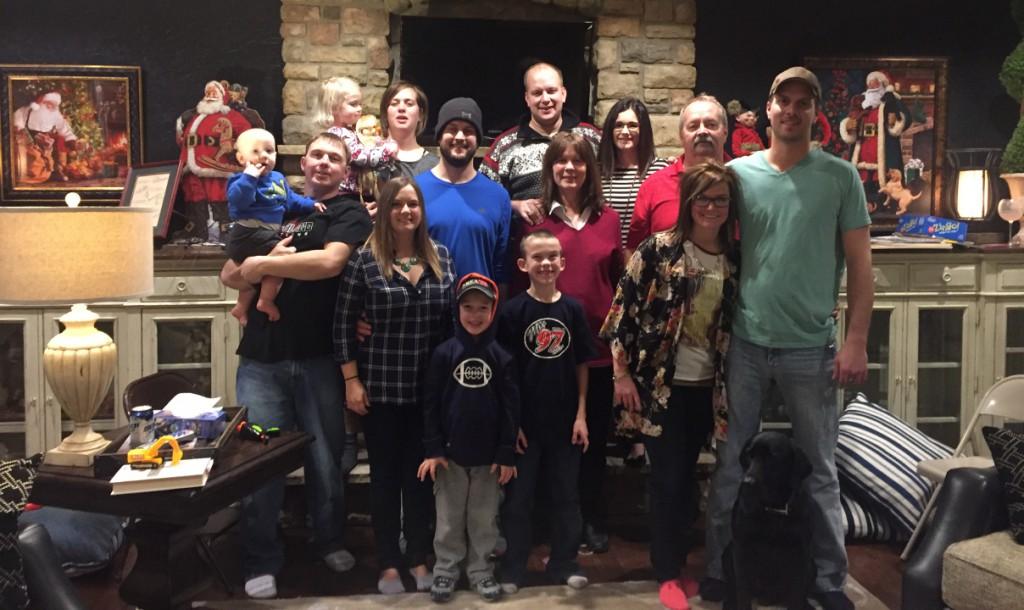 Family Photo Proof